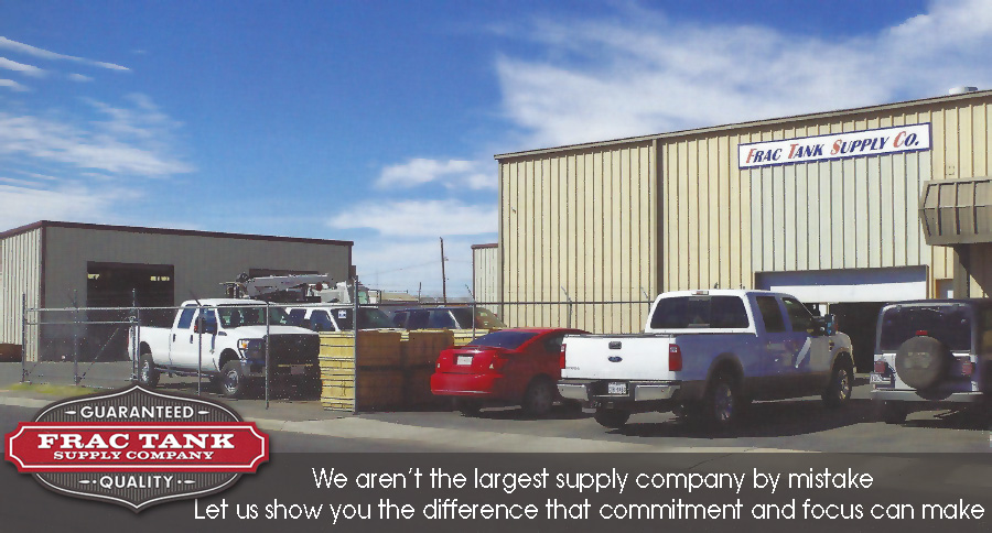 the largest manufacture and supplier of frac tank unions and accessories serving the frac tank industry